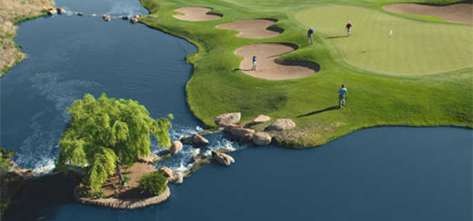 Prescott Lakes Golf Picture
