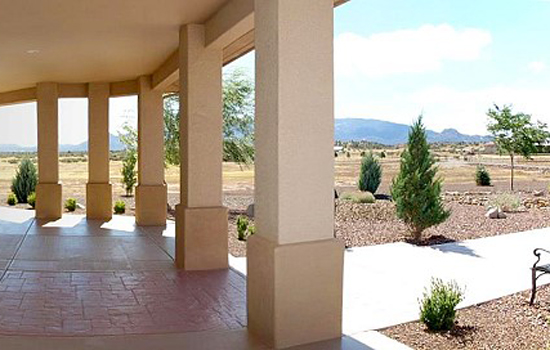 3  FRONT PATIO