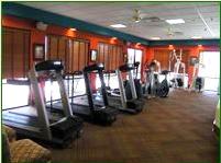 6. Fitness Center